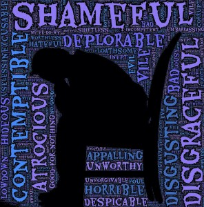 Shame, self loathing, conditioning, www.Built4Love.com