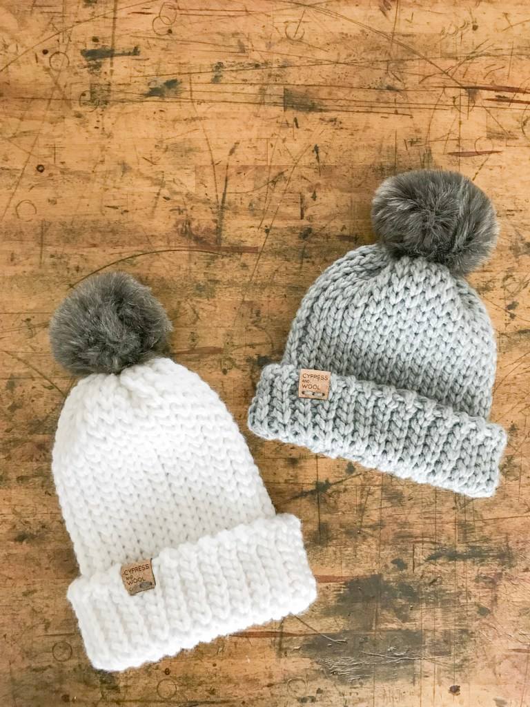 Free Crochet Pattern: Oxford Beanie - Cypress and Wool