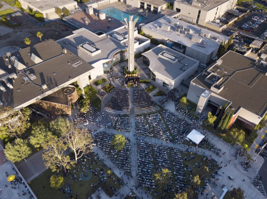 2019 Commencement Central – Cypress College