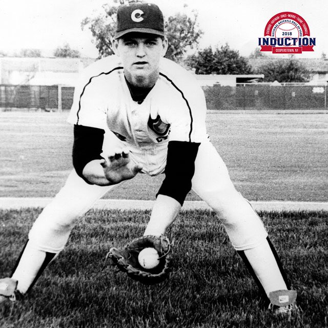 Trevor Hoffman, Cypress College Baseball
