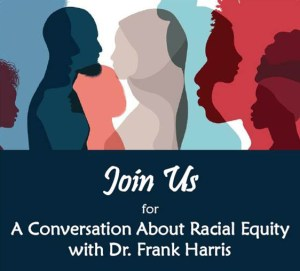Flyer for Conversation about Racial Equity