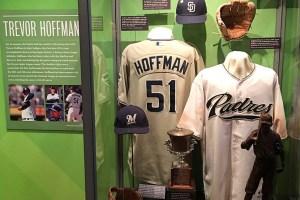 Trevor Hoffman's Hall of Fame Induction