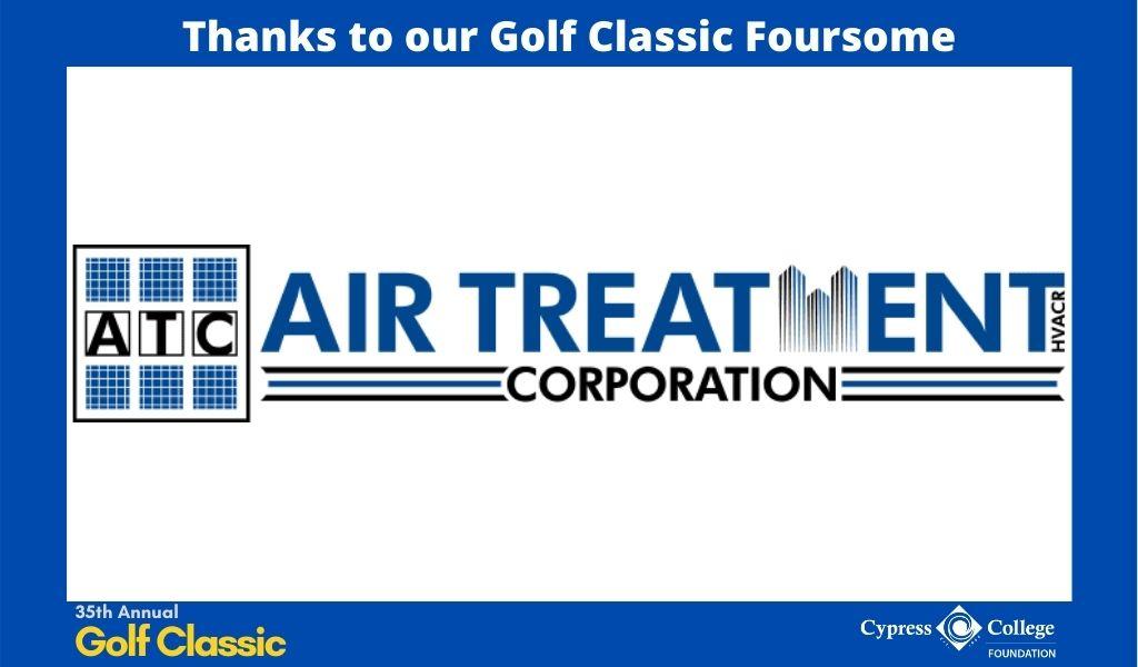 ATC Air Treatment Corporation logo