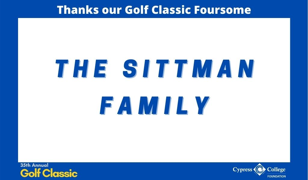 "Words ""The Sittman Family"""