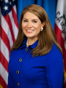 Assemblywoman Sharon Quirk-Silva