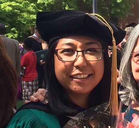 Professor Angela deDios