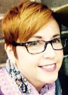 Librarian Leslie Palmer