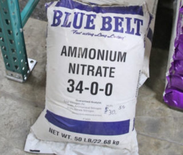 Ammonium Nitrate Fertilizer For Sale In Town N Country
