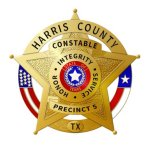 Constable Pct 5 badge