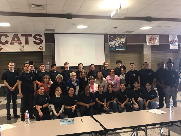 Cypress-Fairbanks ISD police department's Explorers earned their CPR and First Aid certifications this past weekend (Jan. 12/13, 2019). (CFISD courtesy photo)
