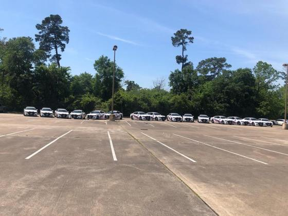 Precinct 4 Constable's Office is putting new police cruisers onto Cypress, Spring, Tomball and other areas next week. (Pct. 4 courtesy photo)