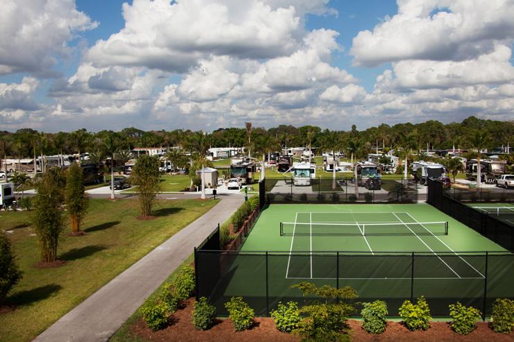 Fort Myers FL RV Resort Florida RV Lots For Sale Cypress Trail RV Park