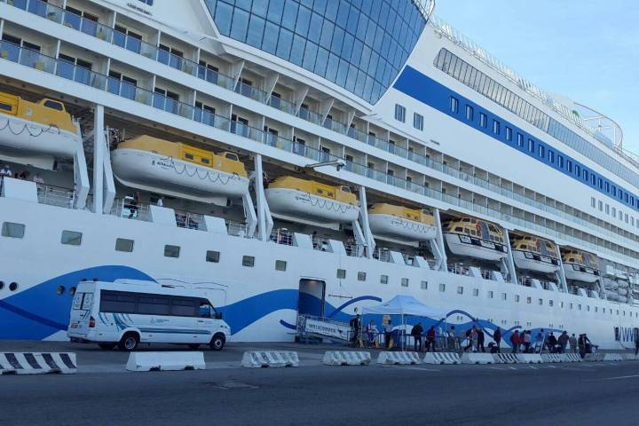 Cyprus Accessible Transport Cruise