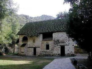Άγιος Νικόλαος της Στέγης Πηγή : Τμήμα Αρχαιοτήτων Κυπριακής Δημοκρατίας