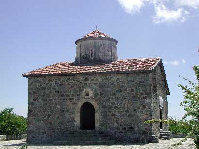 Church of Timios Stavros (Holy Cross), Pelendri