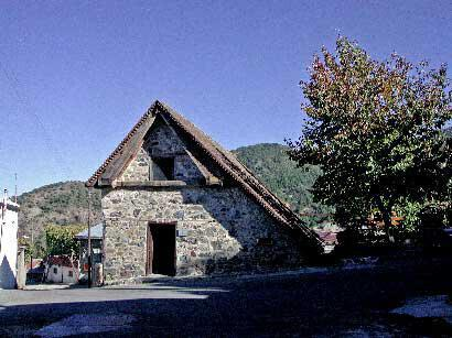 Church of Archangelos Michail, Pedoulas