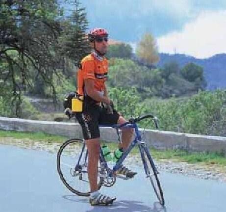 Lefkosia – Asinou Cycling Route