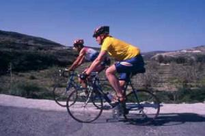 Karvounas – Prodromos Cycling Route
