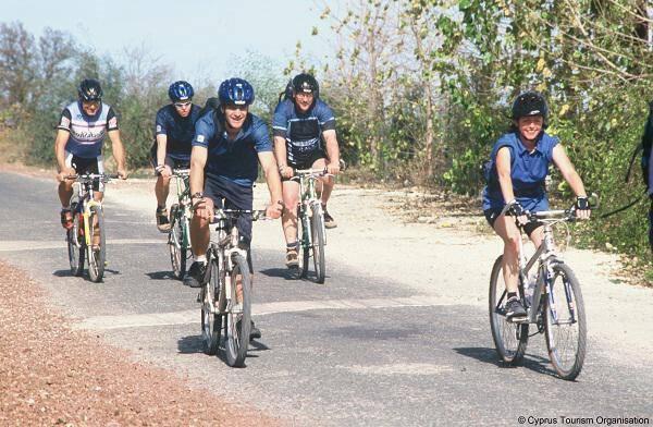 Polis Circular Cycling Route