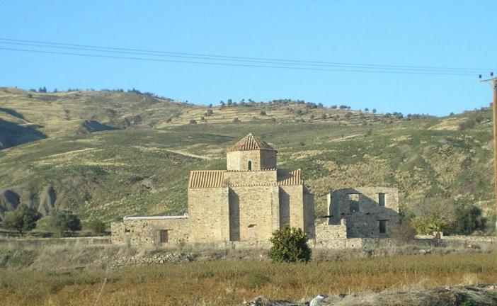 3rd Local Route of Pafos Religious Route