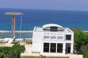 National Struggle Historic Site at Chloraka coast – Saint George boat Museum