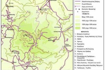 36. Kannoures – Agios Nikolaos tis Stegis (Kakopetria) Trail (Linear)