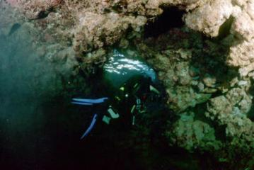 Amphitheatre Diving Site