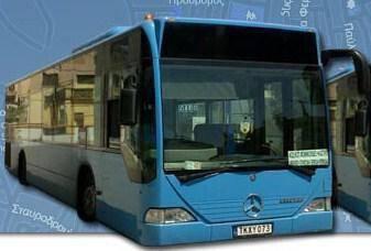 Bus Route 501, Liopetri River-Agia Thekla- Waterpark- Agia Napa- Paralimni- Derynia-Derynia Checkpoint