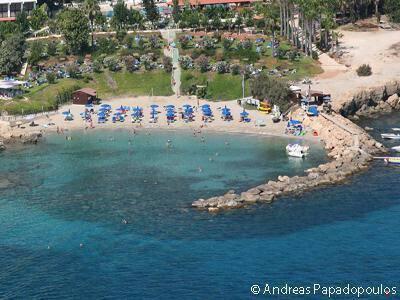 Nissia Loumbardi Beach – Blue Flag