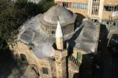 The Arablar mosque (Stavros tou Missirikou – within the walls), Nicosia