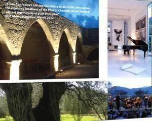 12th International Pharos Chamber Music Festival  May-June 2012