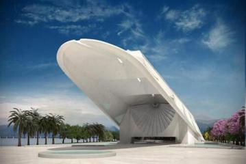 Museu DO AMANHA Rio De Janeiro