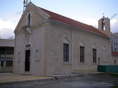 Sourp Stephanos Armenian Apostolic Church, in Larnaka