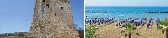 Venetian Watchtowers Route (East Larnaka Region)