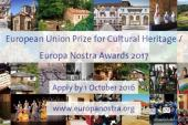 11 days left to Apply for EU Prize for Cultural Heritage / Europa Nostra Awards Video