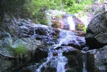 Mesa Potamos Falls