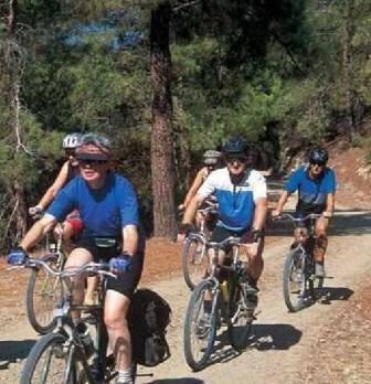 Ποδηλατική Διαδρομή Λάρνακα – Δάσος Ριζοελιά