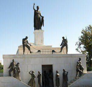 Άγαλμα Ελευθερίας, (εντός των τειχών) Λευκωσία