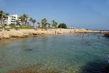 Πάφος Παραλία Παχύαμμος – Μπλε Σημαία