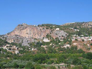 Ο βράχος της Επισκοπής Πάφου