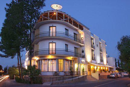 Crown Inn Hotel  ** @ Nicosia