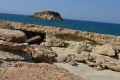 Γερόνησος ή »Ιερά Νήσος» Άγιος Γεώργιος Πέγειας