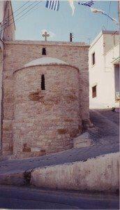 Εκκλησία Αγίας Χριστίνας και Εκκλησιαστικό Μουσείο Γερμασόγειας