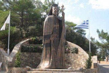 Μνημείο Αρχιεπισκόπου και Εθνάρχη Μακαρίου Γ' στο Θρονί του Κύκκου