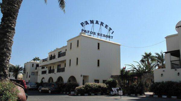 Panareti Pafos Resort *** @ Paphos