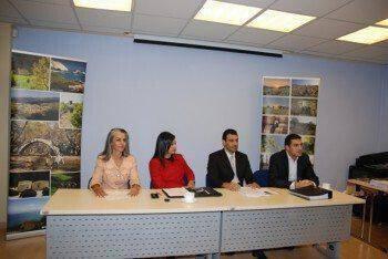 9η Ετήσια Γενική Συνέλευση Κυπριακής Εταιρείας Αγροτουρισμού