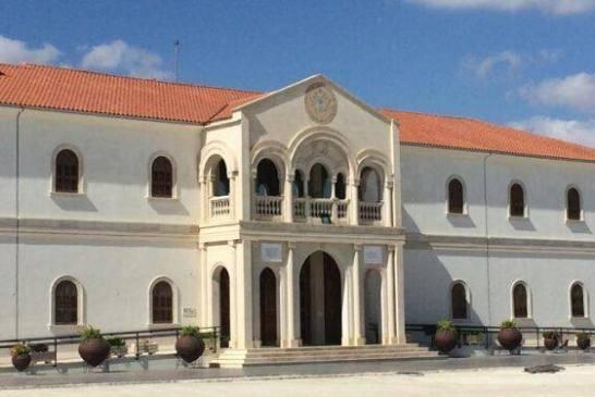 Βυζαντινό Μουσείο Ιεράς Μητρόπολης Ταμασού & Ορεινής