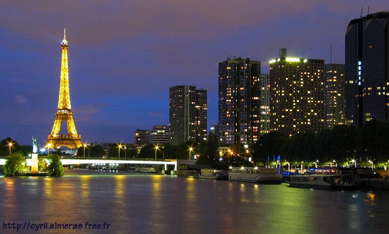 Photos De Paris Et De LIle De France La Nuit