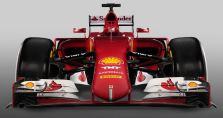 Ferrari SF15-T 2015 przód