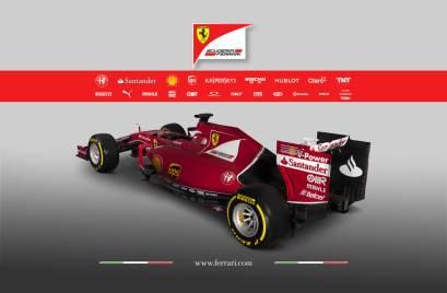 Ferrari SF15-T 2015 skos 3
